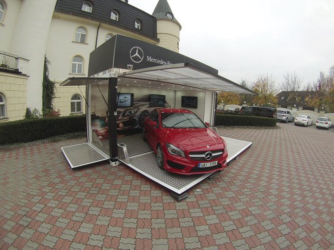 Misterbox Mercedes